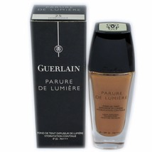 Guerlain Parure De Lumiere LIGHT-DIFFUSING Foundation Spf 25-PA+++ 30ML #25 - $58.91