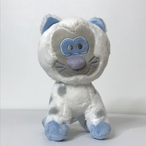 "Disney Parks Expedition Everest Snow Leopard Plush Cat Stuffed Animal 8""... - $28.59"