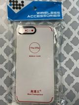 iPhone 8 Plus / 7 Plus TPU Case - Clear - $7.91