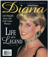 ORIGINAL Vintage 1997 Luxury Lifestyles Princess Diana Life of a Legend ... - $23.15