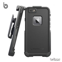 BELTRON Belt Clip Holster for the LifeProof FRE Case for iPhone 7 - $17.84