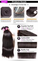 Unice Hair Indian Hair Straight Bundles - $428.40