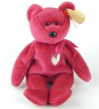 Ty Beanie Baby 1999 Valentina With Errors Exclamation Space Error - $73.52