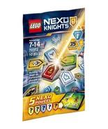 LEGO Nexo Knights Combo NEXO Powers Wave 1 70372 Building Kit (10 Piece) - $6.90