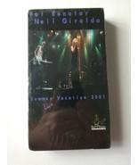 Pat Benetar Neil Giraldo Summer Vacation 2001 Live Bel Chiasso VHS SEALED - $22.43
