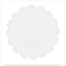 8 inch Cambridge Lace Doily/Case of 6000 - $444.26 CAD