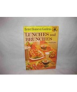 Better Homes & Gardens Lunches And Brunches Recipes Meal Plans - $14.49