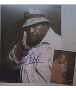 "George Clinton Signed Autographed ""Parliament"" Glossy 11x14 Photo w/ Pro... - $59.39"
