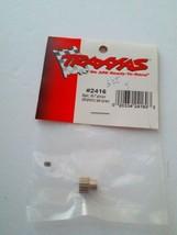 Traxxas Pinion Gear 16T 48P 2416 new nip - $3.46