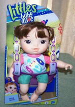"Littles by Baby Alive LITTLE MAYA 9""H New - $14.73"