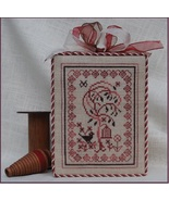 Bird and Willow cross stitch chart AnnaLee Waite Designs  - $9.00