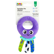 Lamaze Sprinkles the Jellyfish Rattle - $20.44