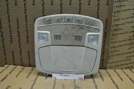 13-16 Ford Fusion Overhead Dome Light Console 358-8f6 - $121.18