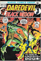 Daredevil Comic Book #98 Marvel Comics 1973 VERY FINE/NEAR MINT - $32.81