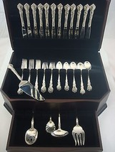 Savannah by Reed & Barton Sterling Silver Flatware Service for 12 Set 65 Pieces - $5,175.00