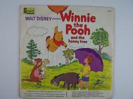 Winnie The Pooh And The Honey Tree Vinyl LP Record Album 3928 - $7.61