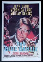 1946 Movie Poster THE BLUE DAHLIA Veronica Lake Alan Ladd + Atlantis 40+... - $14.49