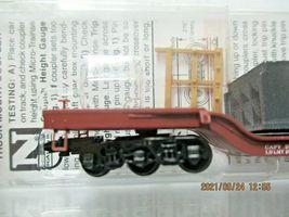 Micro-Trains # 10900011 Pennsylvania Railroad Depressed-Center Flat Car N-Scale image 3