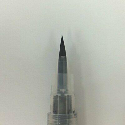 Mitsubishi Pencil brush pen new brush cartridge type PFK503