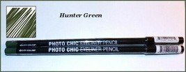 NEW & FACTORY SEALED Lot of 2 City Color Photo Chic Eyeliner Pencil Hunt... - $6.25