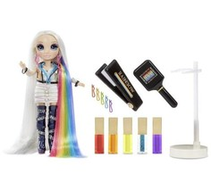 """Rainbow High Hair Studio with Exclusive Amaya Raine Doll 11"""" 5 in 1 SHIPS TODAY - $69.07"""