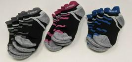 BERING Women's Performance Athletic Running Socks (6 Pairs Pack, Shoe Si... - $14.84