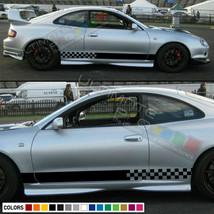 Sticker Stripe for Toyota Celica GT4 gt-four ST205 1994 1995 1996 1997 1998 1999 - $57.00