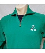 VTG Polo Ralph Lauren Sweatshirt 1992 CP RL 92 Stadium Bear Shirt RLX 90... - $99.99