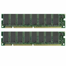 2x256 512MB Memory Dell Dimension 4100 1.0G SDRAM PC133 TESTED