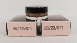 Mary Kay Creme Eye Shadow Set of 2 Iced Cocoa NIB NOS- 4 Sets Avail Free Ship! - $15.96