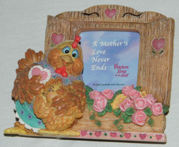 """1999 Dreamsicles Cast Art Brand Photo Frame """"A Mothers Love Never Ends"""" ... - $9.46"""