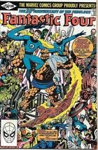 Fantastic Four Comic Book #236 Marvel Comics 1981 VERY FINE+ - $5.94