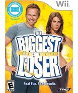 The Biggest Loser (Nintendo Wii, 2009) - $15.00