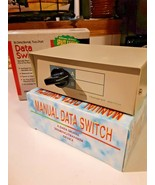 Precision Instruments Bi-Directional Two Port Data Switch Switch2H  - $19.79