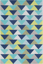 5' x 7'6 Surya Technicolor TEC-1024 Area Rug - $543.00