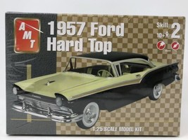 1957 Ford Hard Top AMT 1/25 Model Car Lot#62A New in Sealed Box! - $18.99