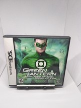 Green Lantern: Rise of the Manhunters (Nintendo DS, 2011) - €7,58 EUR