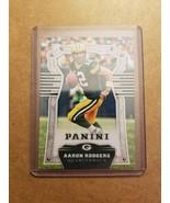 Aaron Rodgers 2017 Panini Football Card #58 Green Bay Packers Original - $0.98