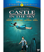 Castle in the Sky 2-Discs Set DVD 2010 Brand New Sealed - $12.50