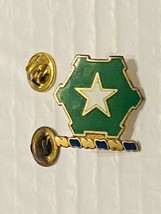 US Military 36th Infantry Regiment Insignia Pin - $10.00