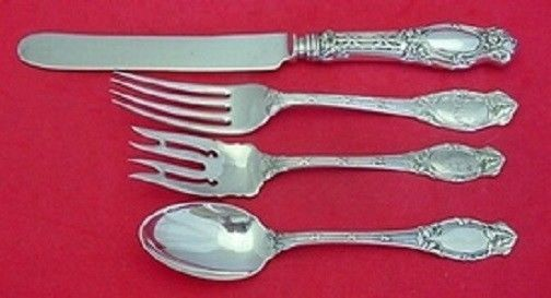 Primary image for Abbottsford By International Sterling Silver Dinner Size Place Setting(s) 4pc