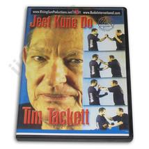 Secrets of Bruce Lee Jun Fan Jeet Kune Do Training DVD Tim Tackett JKD - $22.50
