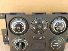 06 Suzuki Grand Vitara 4x4 Air AC Heater Climate Control Panel 39510-65j52-CAT image 2