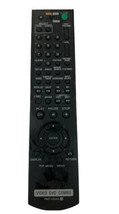 Sony RMT-V504A Remote Control Genuine OEM Video DVD Combo Tested Working - $10.36