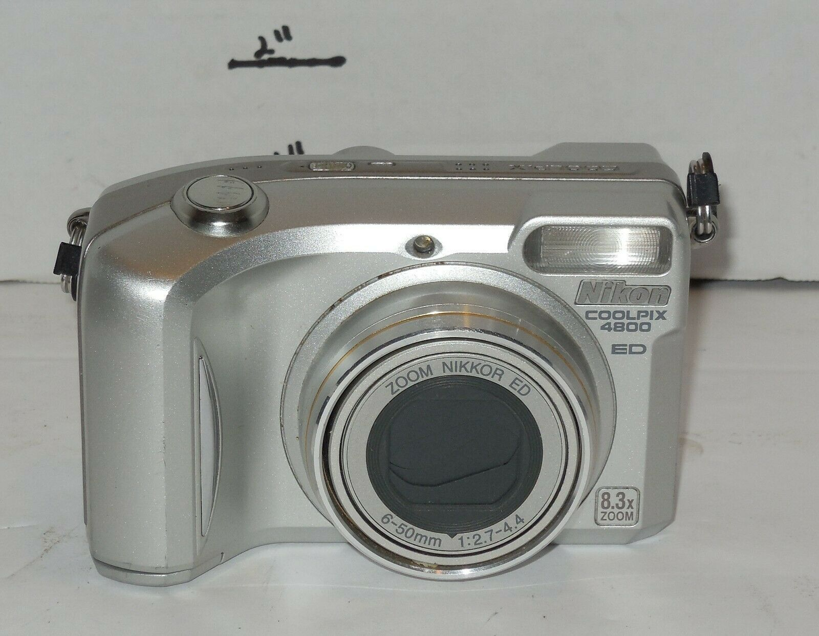 Primary image for Nikon COOLPIX 4800 4.0MP Digital Camera - Silver