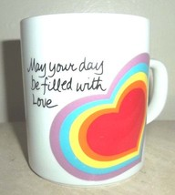 "1983 Avon Collectible ""May Your Day Be Filled With Love""  Ceramic Easter... - $15.99"