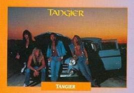 Tangier trading Card (Tangier) 1991 Brockum Rockcards #228 - $3.00