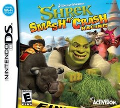 Shrek Smash 'N' Crash Racing - Nintendo DS [video game] - $19.79
