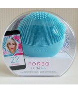 NEW FOREO LUNA fofo Mint Facial Cleansing Brush Smart Beauty Coach Seale... - $84.15