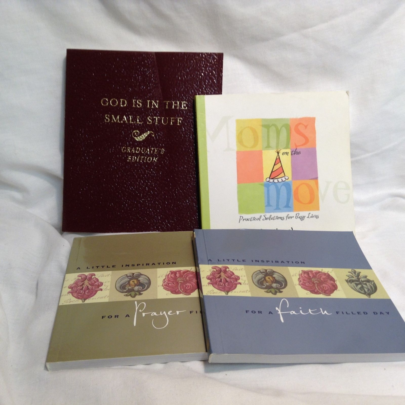 NEW Barbour Publishing Book Set of 4